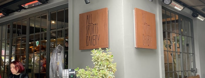 All Sports Bakery is one of istanbulcasual.