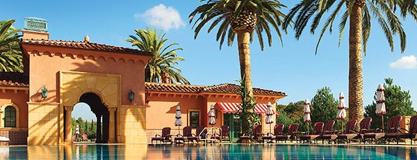 Fairmont Grand Del Mar is one of Cali.