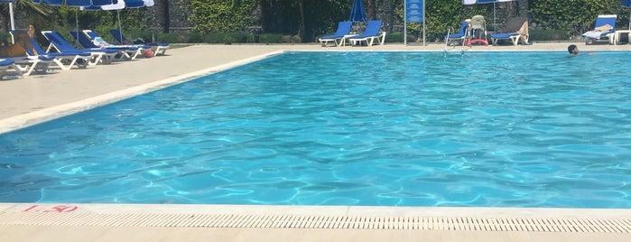 Ninova Thermal Spa & Hotel is one of TAŞOさんのお気に入りスポット.