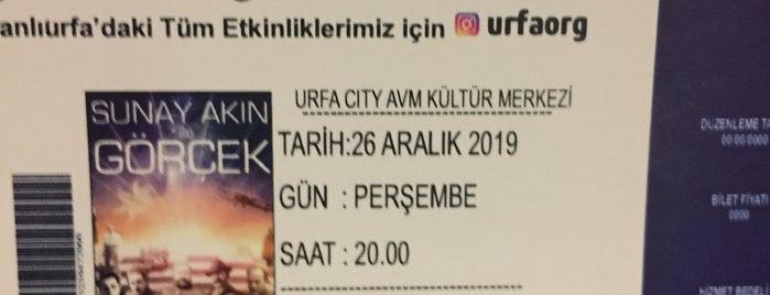 UrfaCity Konferans Salonu is one of Posti che sono piaciuti a Ahmet.
