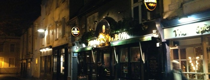 The Fiddler's Elbow is one of Scoffers - Reviews.