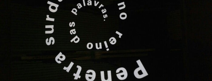 Museu da Língua Portuguesa is one of Lugares legais em São Paulo.