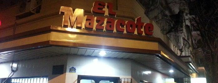 El Mazacote is one of Buenos Aires.