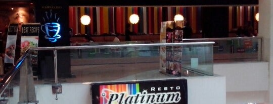 Platinum is one of Jakarta restaurant.