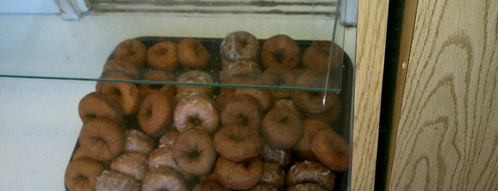 Shipley's Donuts is one of H-town.