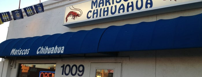 Mariscos Chihuahua is one of Gespeicherte Orte von Abdullah.