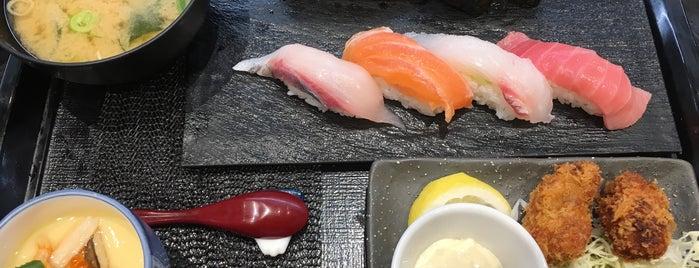 すし松 大宮店 is one of Masahiro'nun Beğendiği Mekanlar.