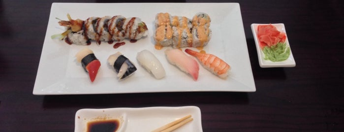 Orchid Japanese Restaurant is one of Locais curtidos por Kate.