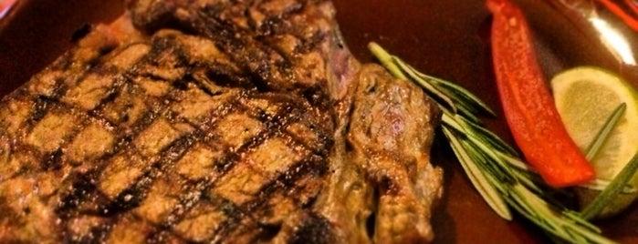 Carnal Steakhouse is one of Tempat yang Disimpan Ryan.
