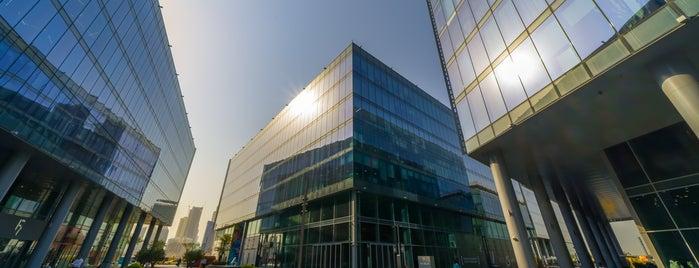 Dubai Design District (D3) is one of DXB.
