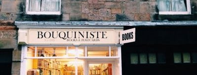 Bouquiniste is one of Bookstores - International.