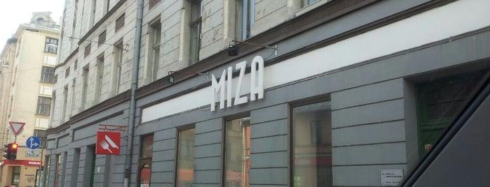 MIZA is one of Laikam būs jāaiziet.