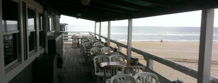 Ocean Eddie's Seafood Restaurant is one of Orte, die Tamara gefallen.