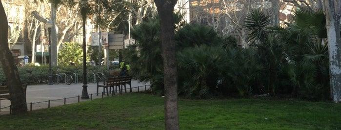 Plaça d'Urquinaona is one of Barcelona Essentials.