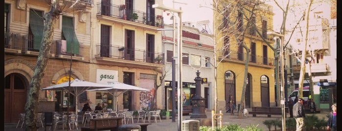 Plaça de Santa Madrona is one of LlumBCN 2013.