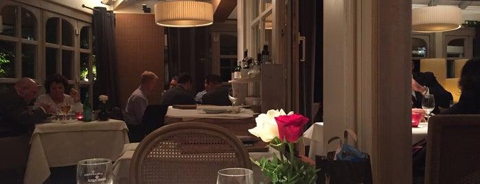 Restaurant Casa Nova is one of Barometer Frankfurt 2014 - Teil 1.