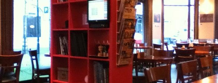 Café Paris is one of Reykjavík City Guide.