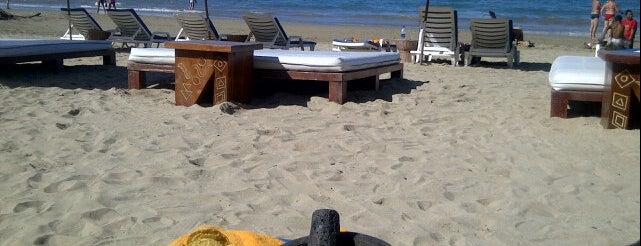Emerald Beach Club is one of Tempat yang Disukai Patricia.