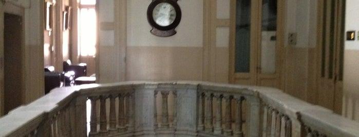 Tribunales Federales de Rosario is one of TURISMO.
