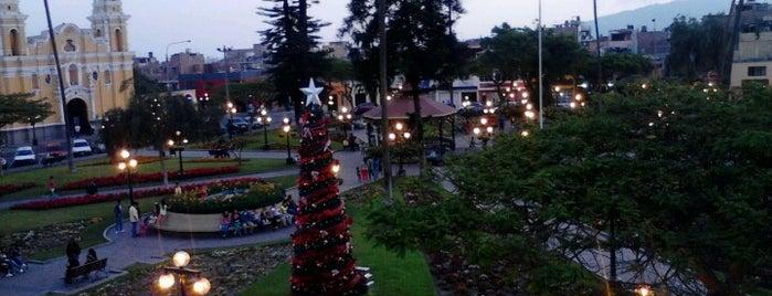 Plaza de Armas de Surco is one of Perú, Lima..