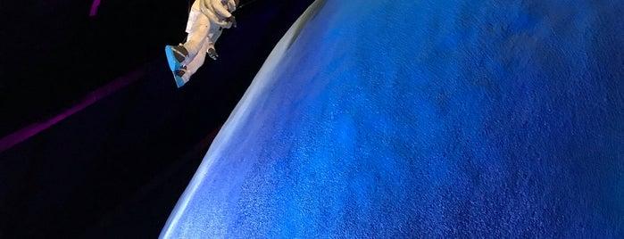 Planetario is one of Kbito : понравившиеся места.