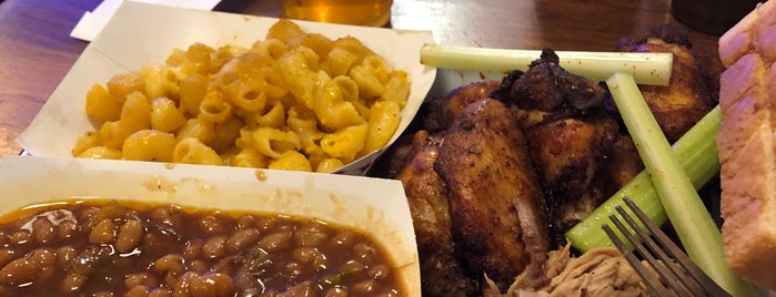Rodney Scott's BBQ is one of Southern trip.
