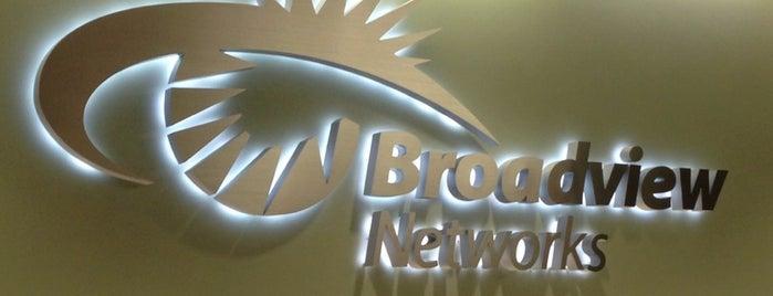 Broadview Networks is one of Gespeicherte Orte von Joe.