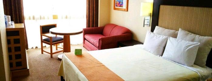 Hotel Royal Mexico DF is one of สถานที่ที่ Marteeno ถูกใจ.
