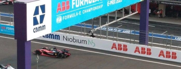 Fórmula E (FIA Electric Championship) is one of YIDI Options.