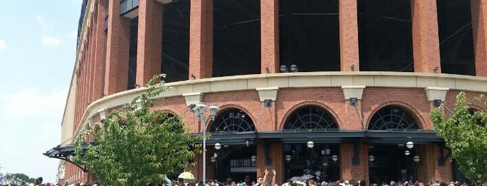Citi Field is one of The Other Boroughs.