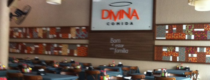 Divina Comida is one of restaurantes.