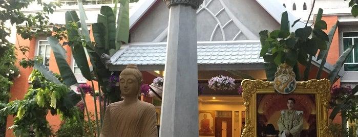 ศูนย์ธรรมสถานเฉลิมพระเกียรติรัชกาลที่ 9 is one of Yodpha's Liked Places.