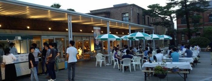Camphora is one of 京都でおいしかった店.