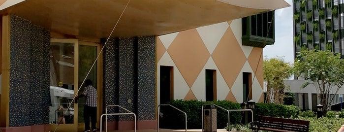 Walt Disney World Casting Center is one of Locais curtidos por Drew.