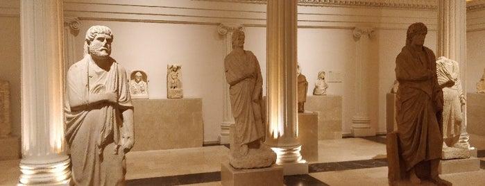 Gaziantep Arkeoloji Müzesi is one of Anadolu.
