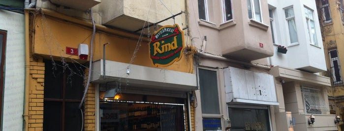 Rind Liquor Store is one of Orte, die Memetcan gefallen.