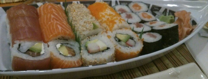 Mishi Sushi is one of Favorite eat&drink places in Madrid.