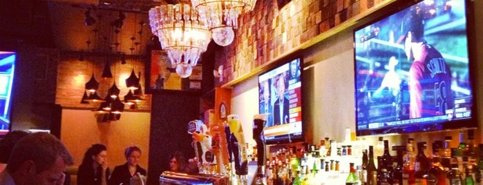 Grey Bar & Restaurant is one of Bars and speakeasies.