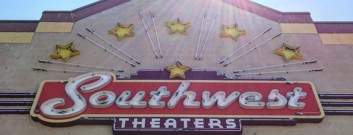 Southwest Theaters Lake Creek is one of Buddy : понравившиеся места.