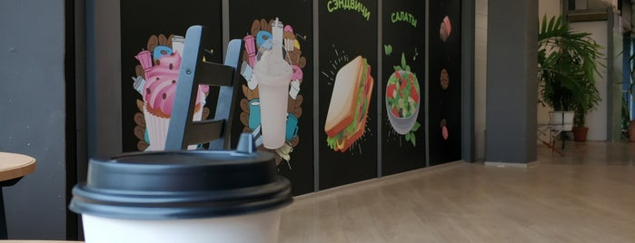 Lobby Coffee is one of Viktoria 님이 좋아한 장소.