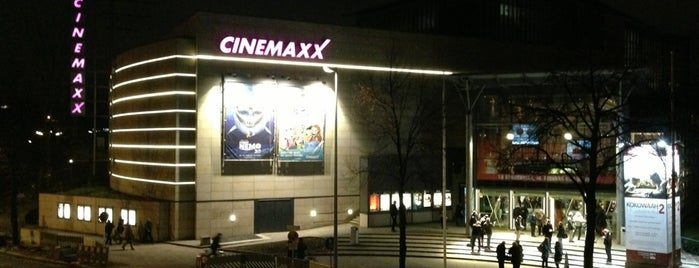 CinemaxX is one of Orte, die Joy 🍀 gefallen.