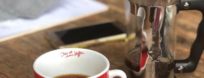 Blank Roast Kaffeemanufaktur is one of Europe specialty coffee shops & roasteries.