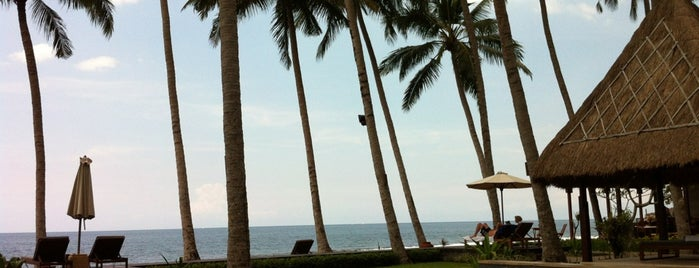 The Chandi Boutique Resort is one of best place in Lombok.