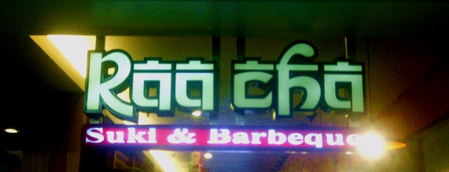 Rāā Čhā Suki & Barbeque is one of 好吃的jkt.