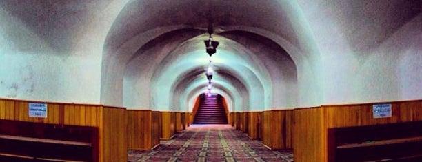 Yeraltı Camii is one of Posti salvati di barış.