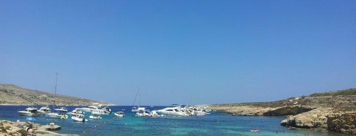 Santa Marija Bay is one of Malta.