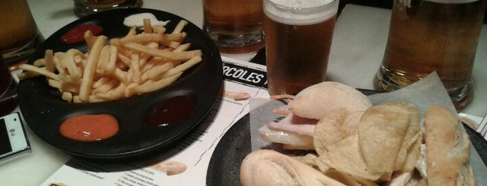 100 Montaditos is one of Madrid Best: Food & Drinks.