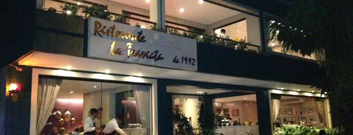 La Traviata is one of Restaurantes.