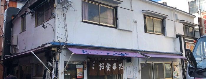 Ebisuya Shokudo is one of Lugares guardados de Naoto.
