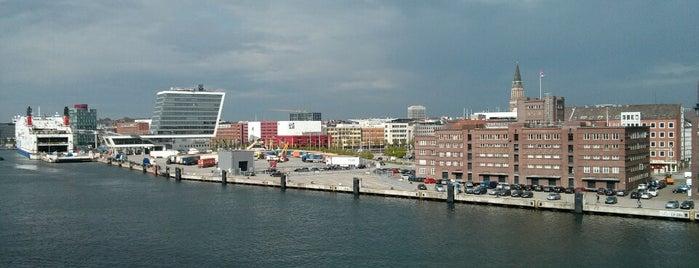 Hafen Kiel is one of Robert : понравившиеся места.